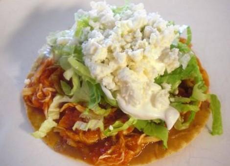Comidas mexicanas faciles con pollo