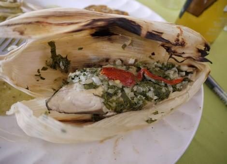 Recetas tamal de pescado la primera red social de for Carpa comida