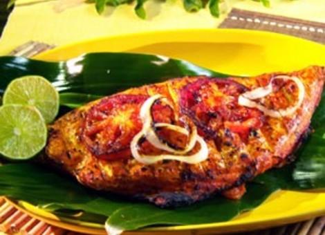 Recetas pescado adobado la primera red social de for Carpa comida