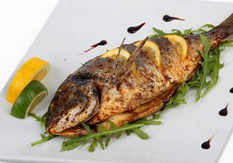 Recetas pescado al horno la primera red social de - Platos gourmet con pescado ...