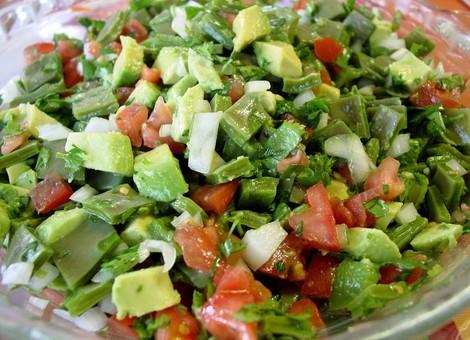 Recetas de ensaladas vegetarianas mexicanas
